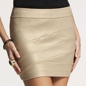 Bandage Mini Skirt from Express! ❤️